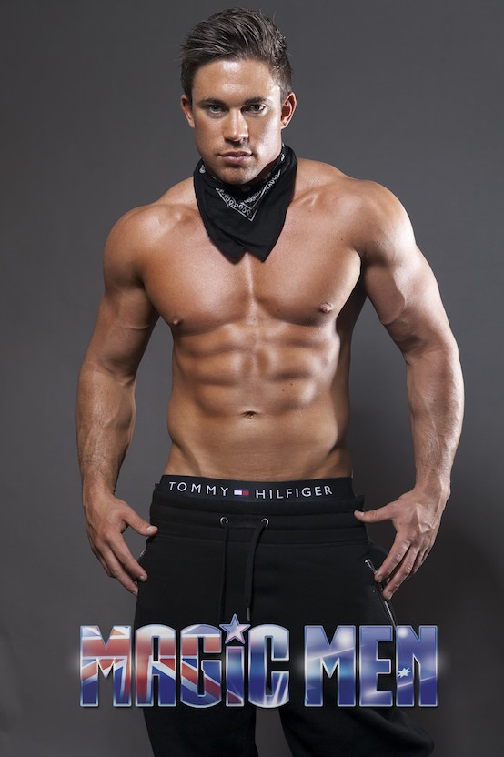 Male stripper melbourne