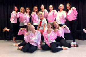 Grease Theme hens night