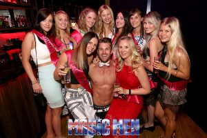 hens night melbourne partying