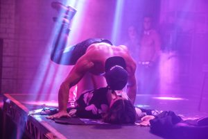 Male strippers for hire in Brisbane